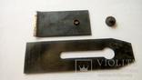 Нож Лезвие для Рубанка двойной советский новый 50 мм, фото №9