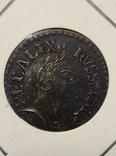 Деньга 1700 год копия, фото №3