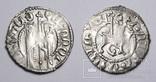 Кілікійська Вірменія, цар Хетум І та цариця Забел, срібний трам 1226-1270рр., фото №2