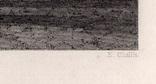 Старинная гравюра. XIX век. (27,2х20,3см.), фото №6