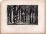 Старинная гравюра. XIX век. (27,2х20,3см.), фото №7