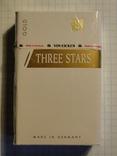 Сигареты THREE STARS GOLD Германия