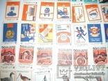Спичечные этикетки,431 шт,целые серии,нулевые, фото №8