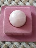 Шар розовый кварц 30мм, фото №5