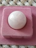 Шар розовый кварц 30мм, фото №8