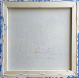Картина, Танок вночі, 35х35 см. Живопис на полотні, фото №6