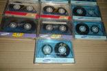 Аудиокассета кассета Samsung - 10 шт в лоте, фото №4