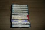 Аудиокассета кассета Samsung - 10 шт в лоте, фото №6