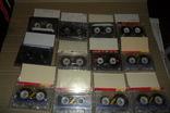 Аудиокассета кассета Samsung Skc Ecp Fuji Maxell Basf - 12 шт в лоте, фото №3