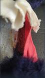 Собачка  60-е пресованое дерево(руки уши -внутри проволка), фото №4