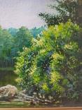 Картина пейзаж, фото №4