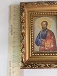 """Икона """"Святой апостол Павел"""", фото №4"""
