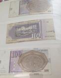 3 боны македония-100 денар, фото №2