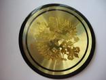 Накладка орел царизм,декоративная, фото №3