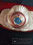 Фуражка милиция СССР, фото №3