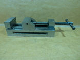 Тиски лекальные 60 мм. станок фрезерный шлифовальный инструмент, фото №4