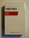 Сигареты NERO RED
