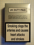 Сигареты LAMBERT & BUTLER фото 2
