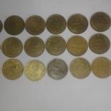 3 копейки з 1924 по 1957 р. 27 шт. Без повторів, фото №4