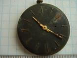 Механизм к часам  с циферблатом, фото №2