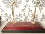 Ручки в форме клюшки на подставке фото 1