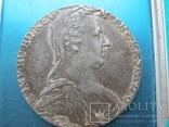 Металевий фальшак або копія Таллєра(Маріі Терези 1780 р), фото №2