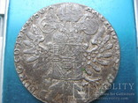Металевий фальшак або копія Таллєра(Маріі Терези 1780 р), фото №3