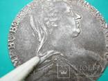 Металевий фальшак або копія Таллєра(Маріі Терези 1780 р), фото №7