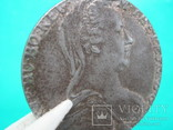Металевий фальшак або копія Таллєра(Маріі Терези 1780 р), фото №8