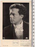 Открытка. До 1945 годa. Актеры Германии.(3), фото №2