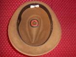 Шляпа мужская Австрия р.56, фото №5