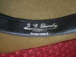 Шляпа мужская Австрия р.56, фото №6