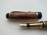Ручка перьевая ручной работы Пальмовая, фото №7