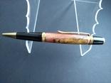 Ручка шариковая ручной работы Мексиканская, фото №2