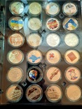 Полная коллекция украинских монет из мельхиора и нейзильбера с 1995 по 2020 фото 6