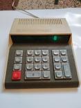 Счётная машинка - калькулятор Электроника С3 22 Полностью рабочая., фото №4