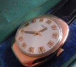 Золотые часы Ракета 583, фото №3