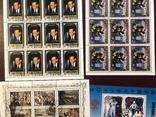 Корея. 24 блока и 88 марок., фото №5