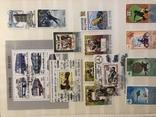 Корея. 24 блока и 88 марок., фото №8