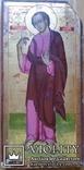 Ікона Св. Апостол Фома, 71,5х34,5 см, фото №2