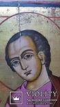 Ікона Св. Апостол Фома, 71,5х34,5 см, фото №3
