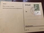Марки Германии на почтовых открытках, фото №5