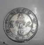 Монета Китая. Копия., фото №2