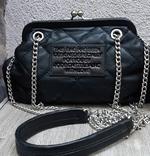 Кожаная сумка Kipling в винтажном стиле., фото №3