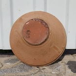 Глиняная тарелка  #1, фото №3