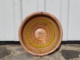 Глиняная тарелка  #1, фото №2