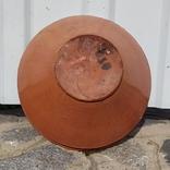 Глиняная тарелка #2, фото №3
