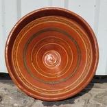 Глиняная тарелка #4, фото №2