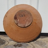 Глиняная тарелка #9, фото №3