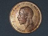 Великобритания 1 пенни 1936 года, фото №4